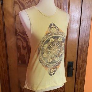 Ethnic mandala boho life clothing co muscle Tshirt